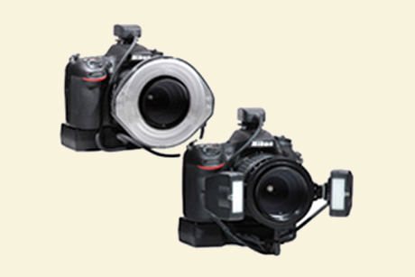 歯科専用一眼レフカメラ